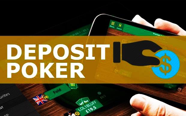 tips deposit poker uang asli