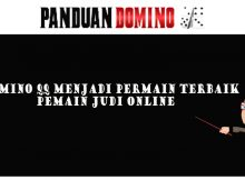Domino QQ Menjadi Permainan Terbaik Pemain Judi Online