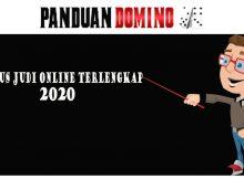 Situs judi online terlengkap 2020