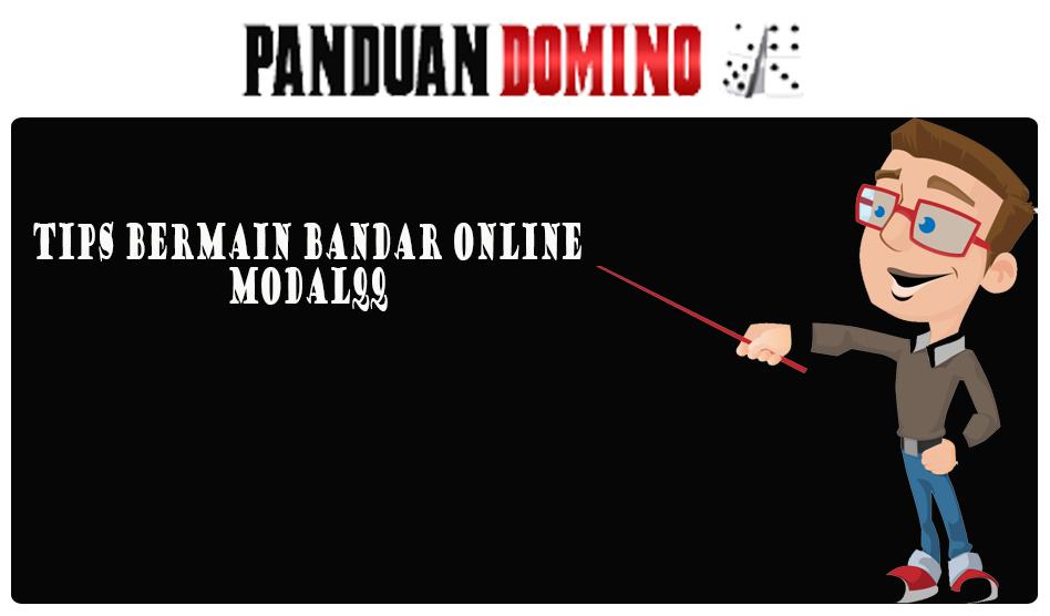 Tips Main BandarQ Online Di ModalQQ Di Situs No 1 Asia