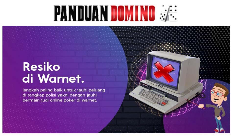 Bermain Judi Online Di Warnet Berikut Bahaya Dan Resiko