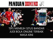 situs judi bola online resmi terbaik