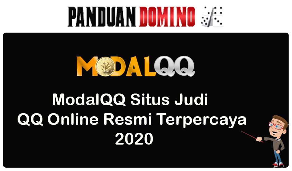ModalQQ Situs Judi QQ Resmi Terpercaya 2020 - PanduandominoQQ