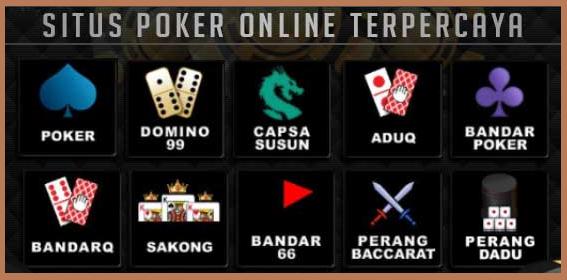 Situs Judi Poker online Pkv Games Terpercaya Indonesia